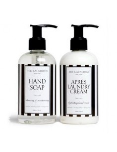 Hand Soap and Apres Cream