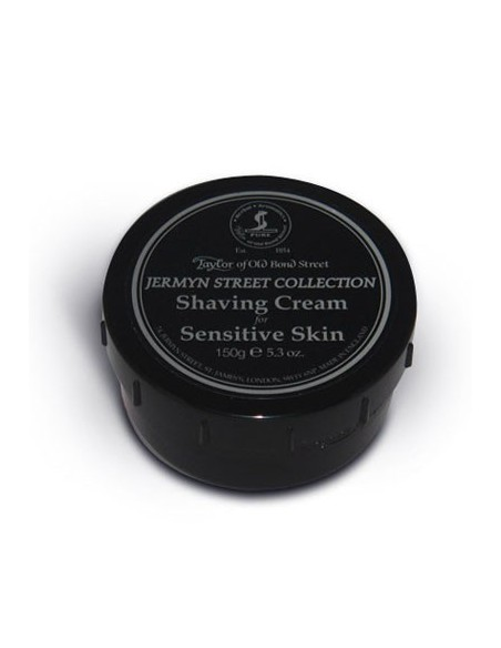 Shaving Cream for Sensitive Skin Jermyn Street Collection150g