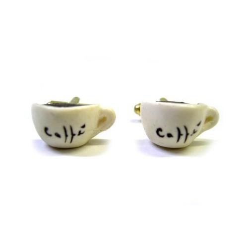 Gemelli a forma di Tazzina del Caffé
