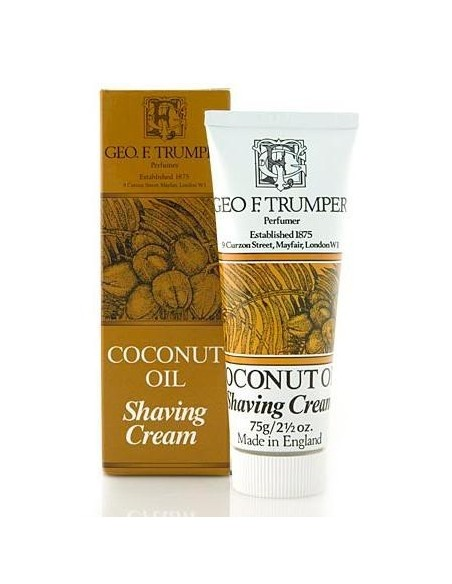 Crema da barba in tubo da 75ml