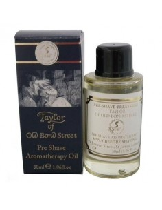 Pre shave Aromatherapy Oil 30 ml