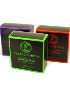 Crema da Barba in ciotola Castle Forbes 200ml