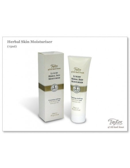 Luxury herbal skin moisturiser 75ml