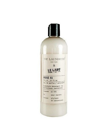 Le Labo Rose 31 and The Laundress Siganture Detergent Launch