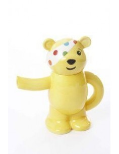 Teapot Pudsey Bear Limited edition