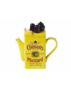 Teiera Colman's Mustard Teapot