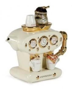 Teapot Double Espresso Teapot