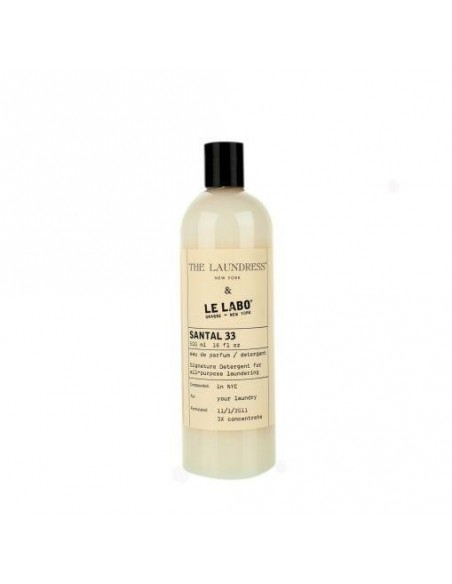 Le Labo Santal 33 and The Laundress Signature Detergent Launch 500ml