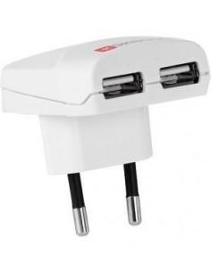 Spina per ricaricare due apparecchi USB