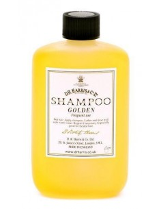 Shampoo Golden Liquid Frequent Use