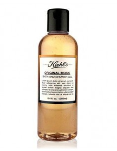 Original Musk Bath and Shower Liquid Body Cleanser 250ml