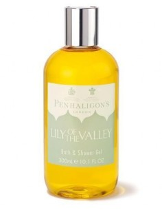 Lily of the Valley Bath & Shower Gel 300ml