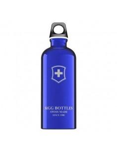 Bottiglia Swiss Cross Blu 0,6L 8315.60