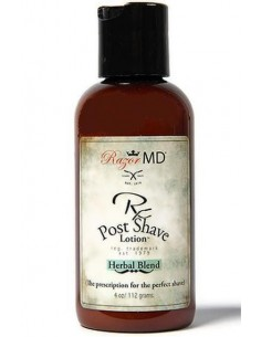 Rx Post Shave Lotion 118ml