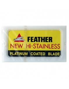 Feather Lame in Acciaio Inox 10 lame