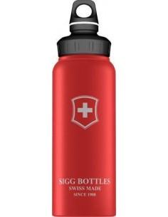 Bottiglia Wide Mouth Swiss Emblem 1 LT
