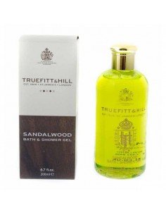 Sandalwood Bath & Shower Gel 200ml