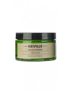 Crema da Rasatura Neville con Aloe Vera Organica e Vitamina B5 200 ml