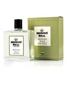 Musgo Real Cologne Nº 5 Lime e Basilico