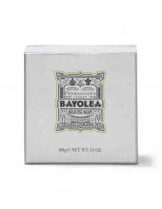 Bayolea Sapone da Barba con Ciotola in Legno