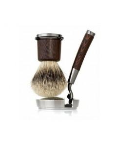 Set Rasoio Mach3 e Pennello Collezione Barbiere Acqua di Parma
