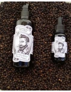 Olio da Barba al Pepe Nero 30 ml