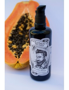 Shampoo per Barba Papaya e Cupacu 100 ml