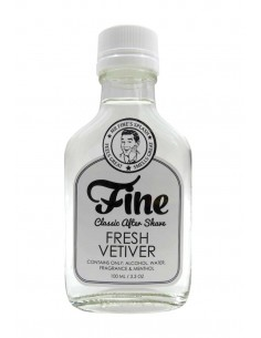 Fresh Vetiver Aftershave 100 ml