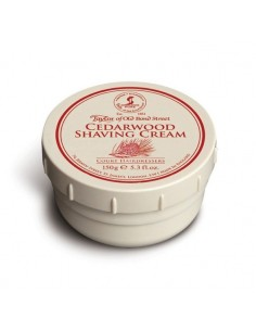 Cedarwood Shaving Cream 150 g