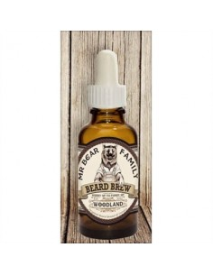 Olio da Barba Beard Brew Woodland 30 ml