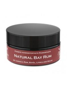 Crema da Barba Natural Bay Rum