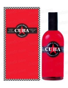 Cuba Aftershave Shaker 100 ml