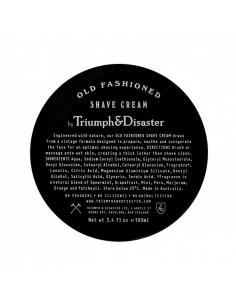 Old Fashioned Shave Cream