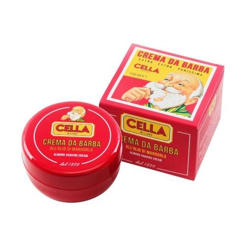 Crema da Barba Mandorla Cella 150 g