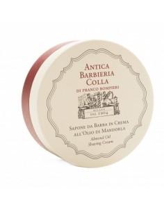 Sapone da Barba in Crema All'olio di Mandorla 100 ml