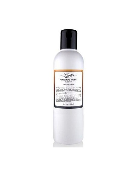 Original Musk body lotion 250 ml