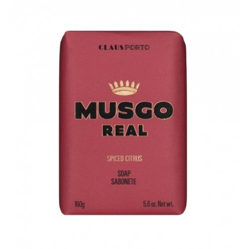 Musgo Real Saponetta Spiced Citrus