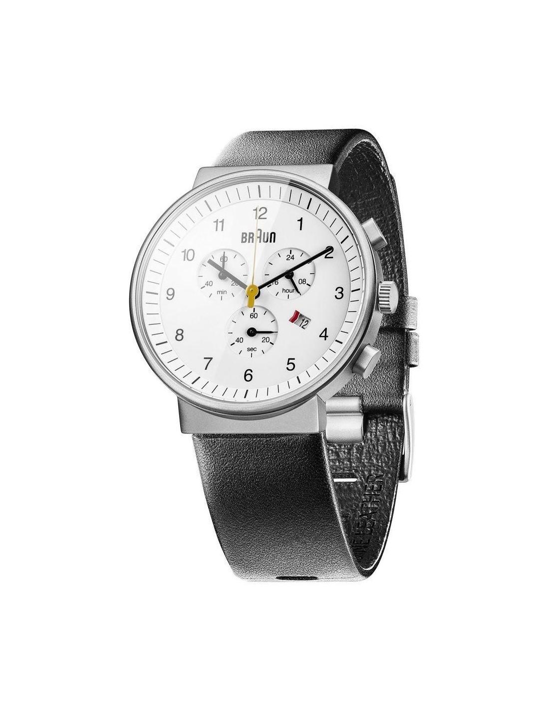 Orologio cronografo da polso braun bn0035 coltelleria for Immagini orologi da polso