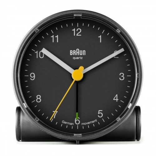 Orologio Sveglia Braun Nera BNC 001