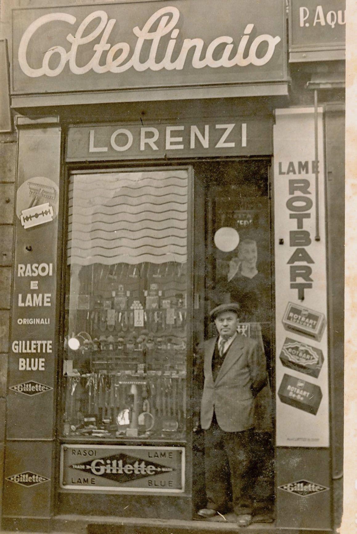Lorenzi Corso Magenta