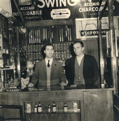 Renzo e Dario Lorenzi
